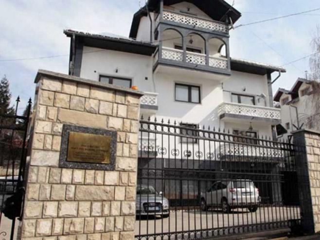 Sarajevo: Ruska ambasada - Foto: Glas Srpske