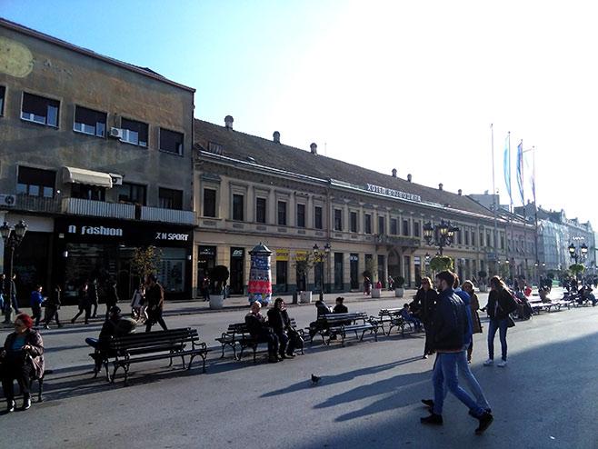 Novi Sad - Foto: RTRS