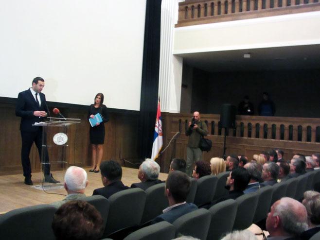 Премијерно приказивање документарног филма Дјеца у Београду