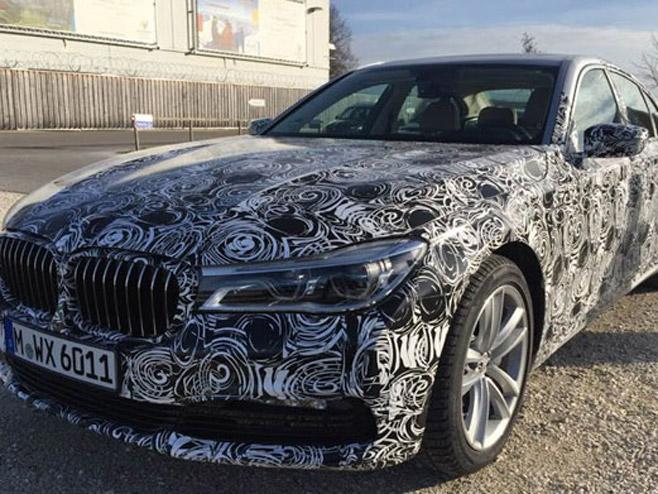 Најновини модел BMW 5 (ФОТО:Новости.рс)