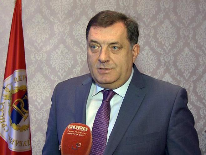 Milorad Dodik, predsjednik Republike Srpske - Foto: RTRS