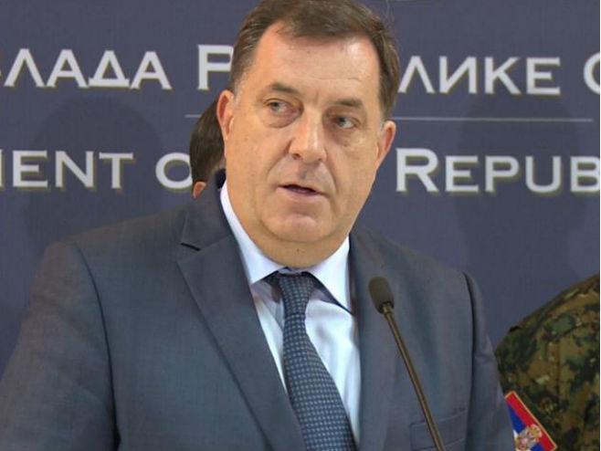 Milorad Dodik - Foto: TANJUG
