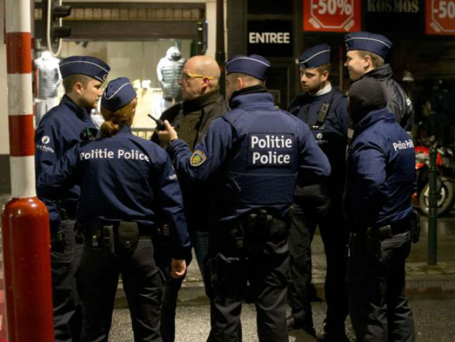 Полиција у Бриселу - Фото: AP