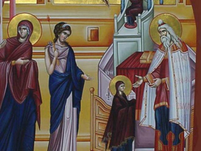 Rođenje Bogorodice (foto: beseda.rs) -