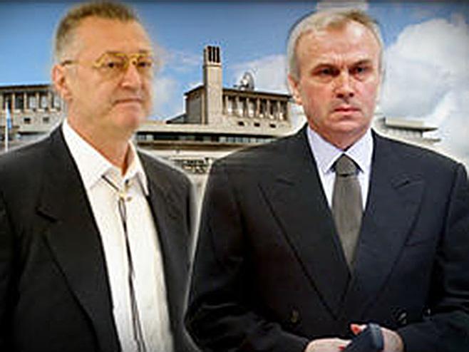 Ново суђење Станишићу и Симатовићу - Фото: РТС