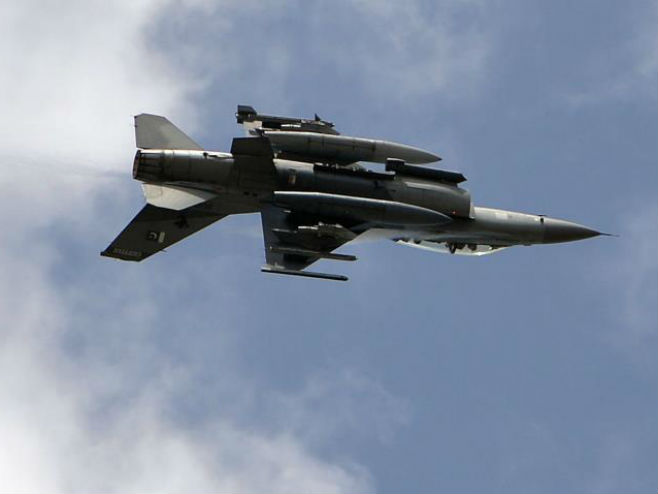 "Ловац ""Ф-16"" - Фото: getty"
