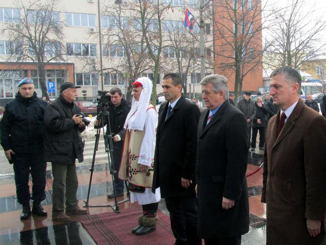 Градоначелник Бијељине Мићо Мићић (фото: Срна)
