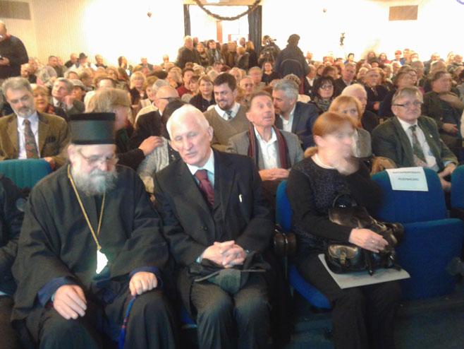 Svečana akademija povodom bratimljenja srpskog i ruskog naroda - Foto: SRNA