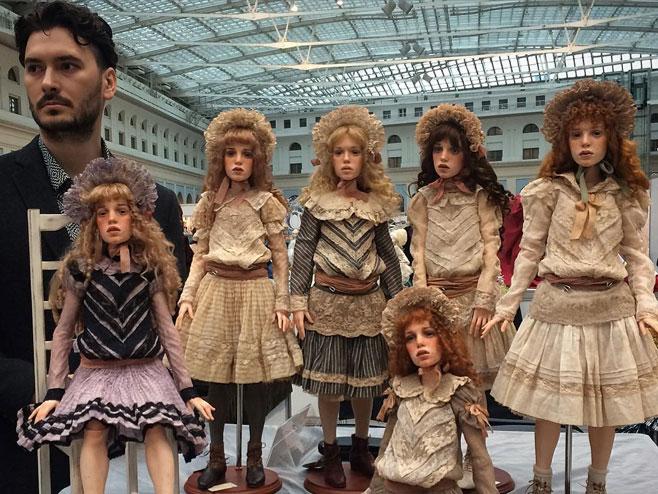 Ruski umjetnik pravi realistične lutke (foto: www.instagram.com/ michael_zajkov) -
