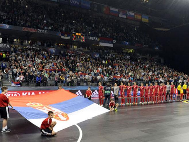 Beograd: EP u futsalu - Foto: Novosti.rs