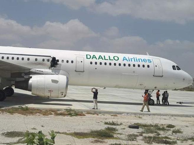 Српски пилот спасио путнике послије експлозије у авиону (Фото: Darren Howe) -