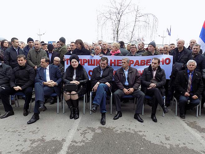 """Susret podrške Kompaniji """"Slobomir"""" i Slobodanu Pavloviću 072008"""