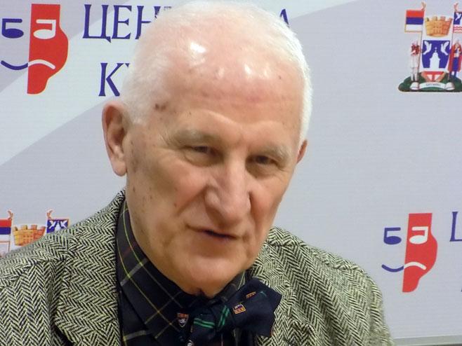 Matija Bećković - Foto: RTRS