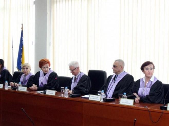 Уставни суд ФБиХ (фото:Фена) -