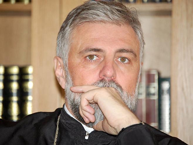 Владика Григорије (Фото:sputniknews.com) -