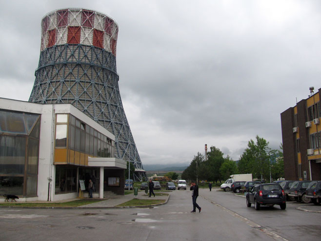 Термоелектрана (ТЕ) Гацко - Фото: СРНА