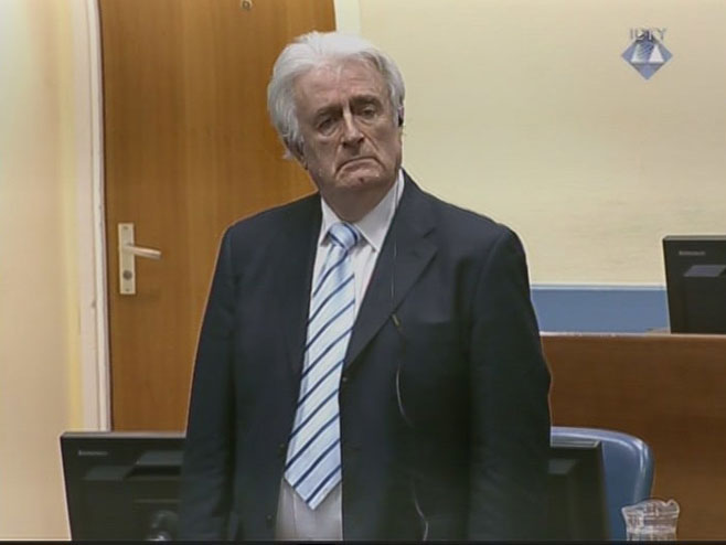 Radovan Karadžić - Foto: RTRS