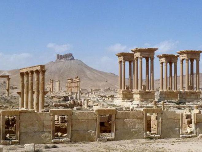 Палмира - Фото: Getty Images