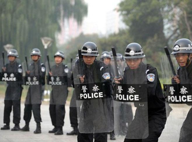 Полиција Кине (Фото:  pinterest.com) -