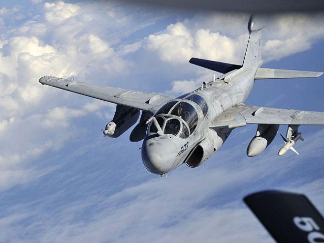 Амерички авион  (Фото: Flickr/ DMA Hawaii Forward Center Follow) -