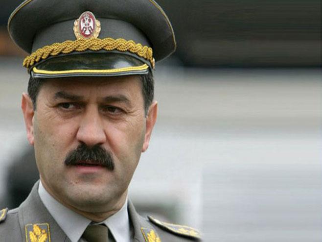 General Novak Đukić - Foto: Novosti.rs