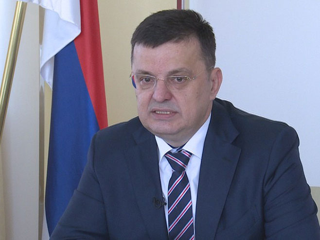 Zoran Tegeltija - Foto: RTRS