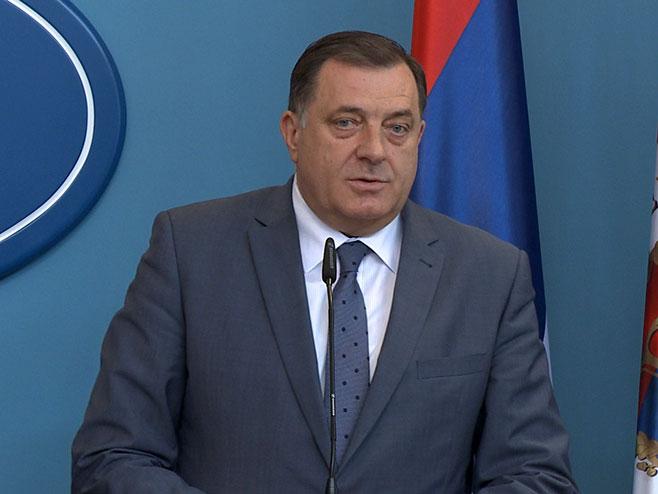 Милорад Додик, предсједник РС - Фото: РТРС