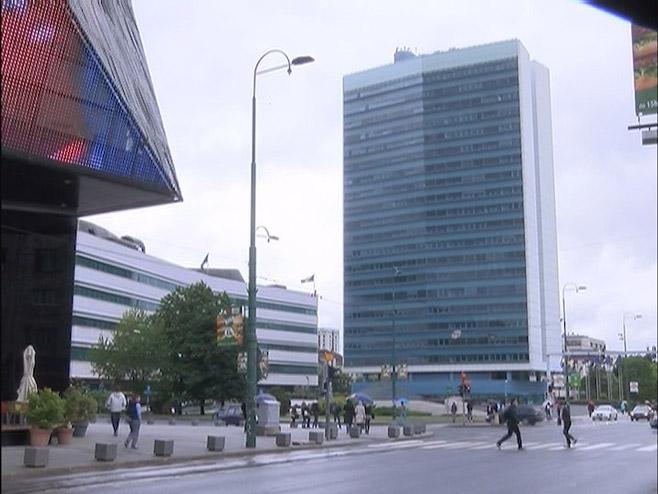 Сарајево-зграда Савјета министара - Фото: РТРС