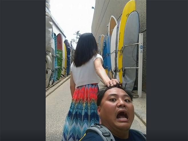 Тајвански пар Форест Лу и Агнес Пас (Фото: Instagram)