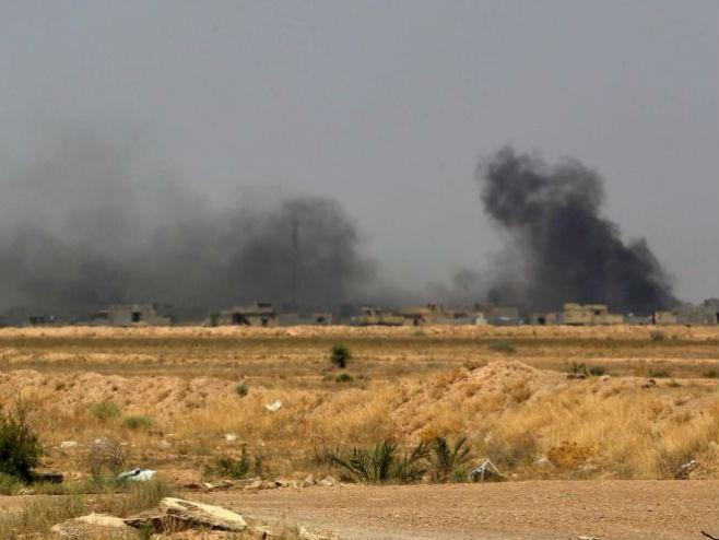 Борбе у провинцији Рака - Фото: AP