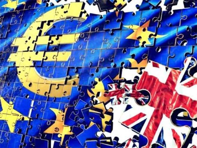 Брегзит, илустрација (Фото: Iconografía Brexit) -
