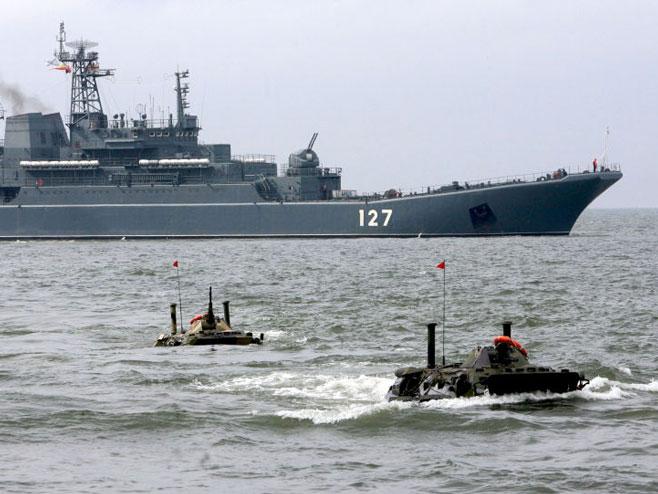 Руска флота (Фото: Sputnik/Igor Zarembo) -