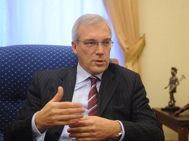 Александар Грушко (Фото: Sputnik/Григорий Сысоев) -