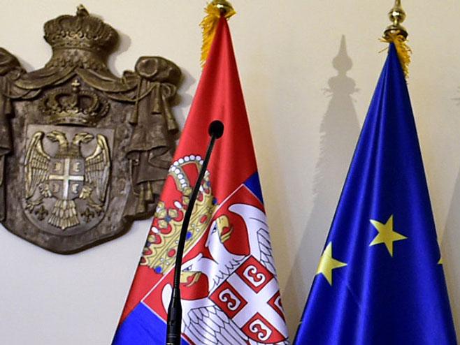 Србија и ЕУ - Фото: ТАНЈУГ