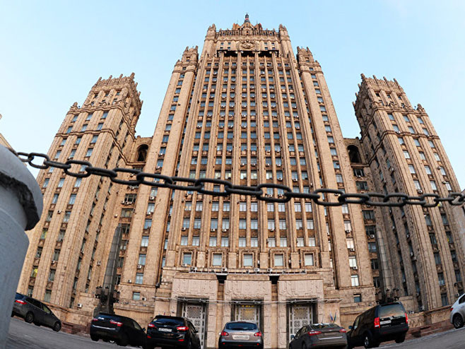 Министарство иностраних послова Русије (Фото: Sputnik/Наталья Селиверстова) -