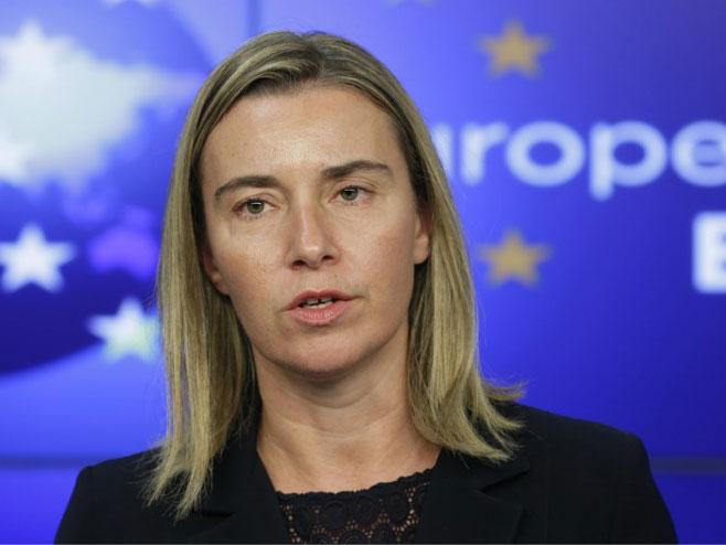 Федерика Могерини (Фото:Tanjug, AP/Yves Logghe) -