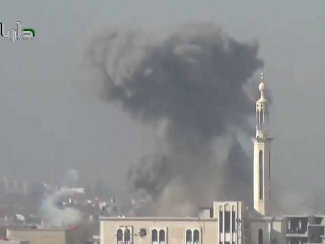 Сирија - Фото: Screenshot/YouTube