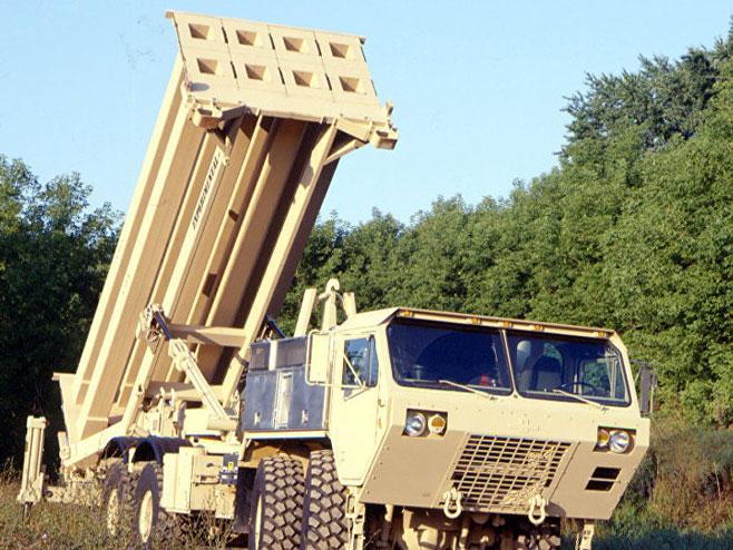 Амерички противракетни одбрамбени систем ТХААД (Фото: Flickr/Mark Holloway) -