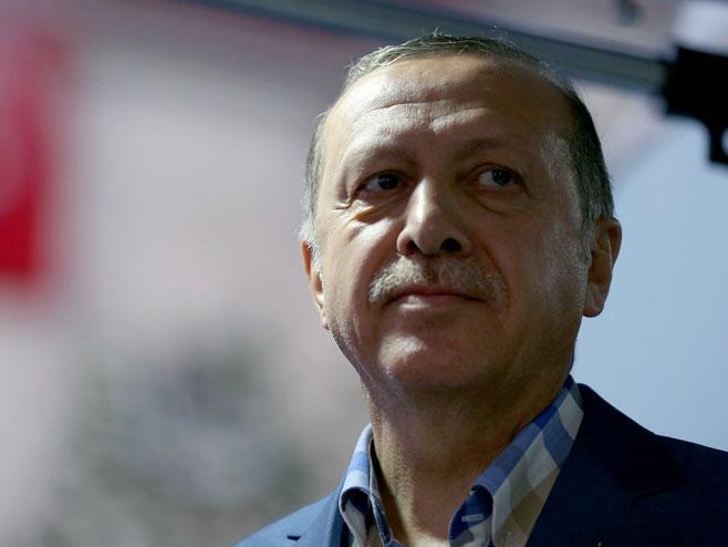 Реџеп Тајип Ердоган (Фото: epa/STR) -