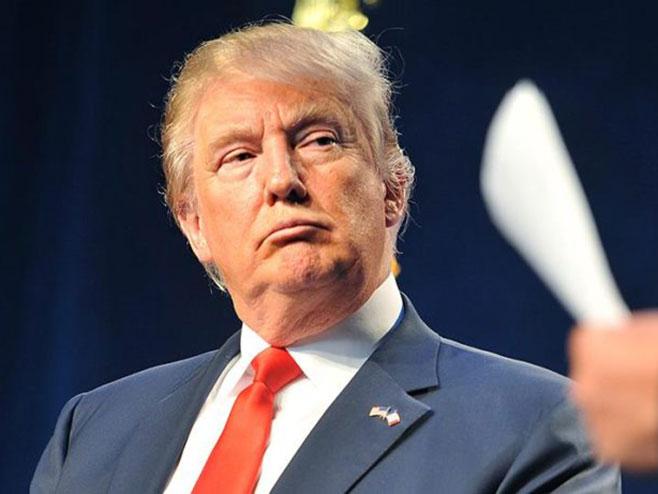 Доналд Трамп (фото:srbijadanas.net) -