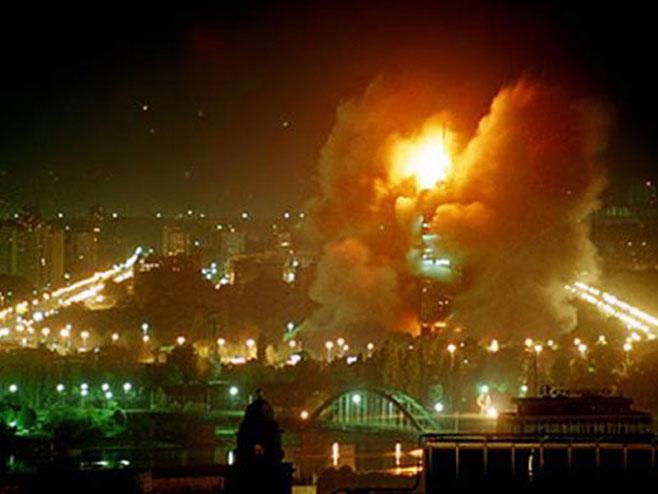 НАТО бомбардовао Југославију - Фото: nezavisne novine