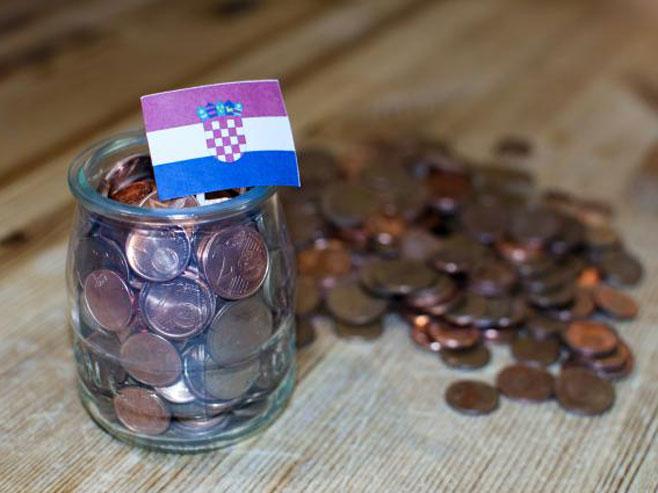 Хрватска куна (Фото: Thinkstock) -