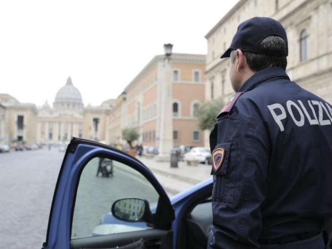 Италијанска полиција (фото: ANSA) -