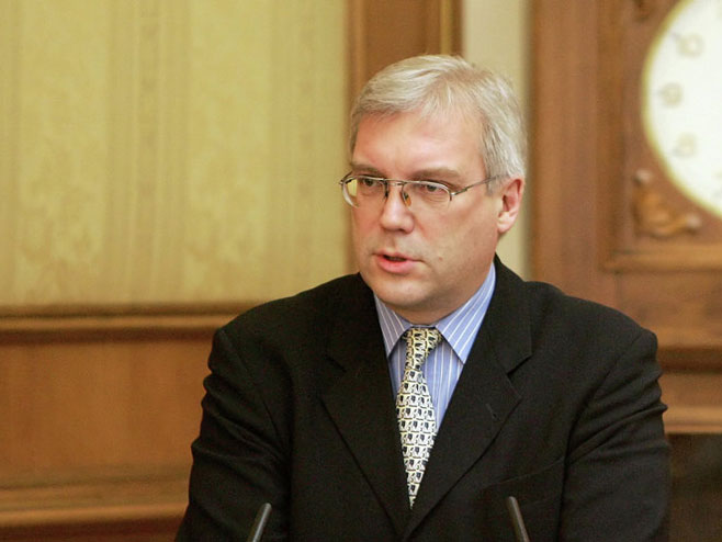 Александар Грушко (Фото: Sputnik/Сергеј Суботин) -