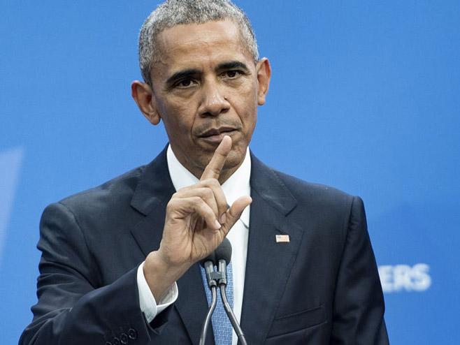 Барак Обама - Фото: AFP