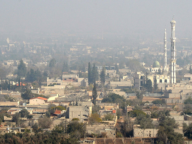 Ситуација у Сирији (Фото: Sputnik/Михаил Воскресенски) -