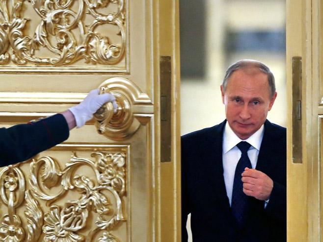Владимир Путин - Фото: AFP