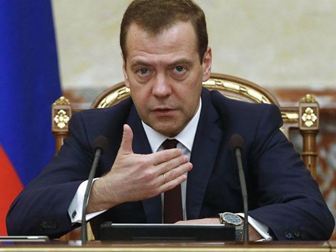 Дмитриј Медведев  (Фото:Sputnik/ Дмитрий Астахов) -