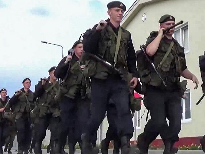 Руска војска (Фото: Министерство обороны РФ) -