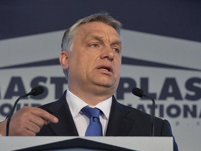 Виктор Орбан - Фото: ТАНЈУГ